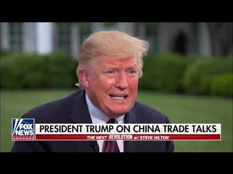 Interview: Steve Hilton Interviews Donald Trump on Fox News' The Next Revolution - May 19, 2019