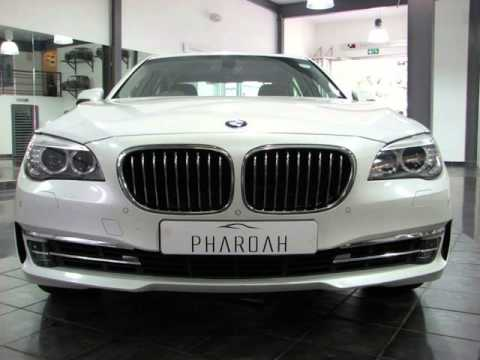 "2012 BMW 7 SERIES 740i (F01) Steptronic - Brand New Spec, Digital Dash, 20"" Alloys, The Epitome Of L"