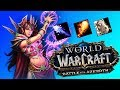 BFA MAGE First Impression - World of Warcraft: Battle For Azeroth (BETA)