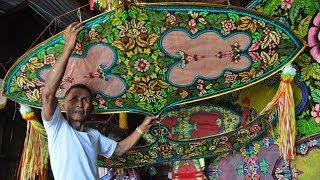 Wau Making, Kelantan