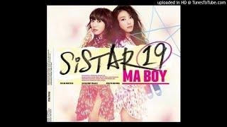 씨스타19 - Ma Boy