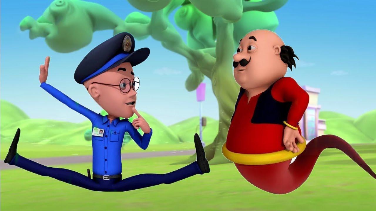 motu vs john the don new animated 3d motu patlu cartoon in hindi