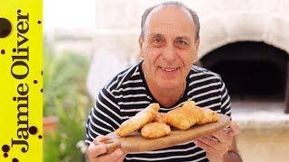 Gennaro's Pea & Mint Pastry