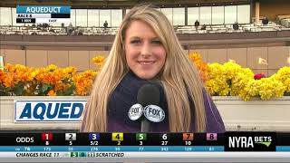 Fox Sports Saturday at the Races for 3-9-19