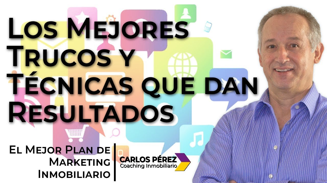Plan De Marketing Inmobiliario Digital Necesitas Ver Este Vídeo