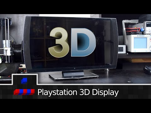 Playstation 3D Display: Better In 2019 Than 2011