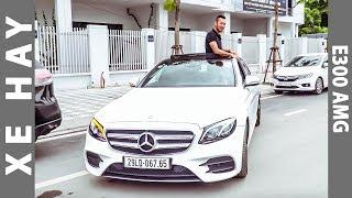 Đánh giá xe Mercedes-Benz E300 AMG lắp ráp giá 2,7 tỷ  XEHAY.VN 