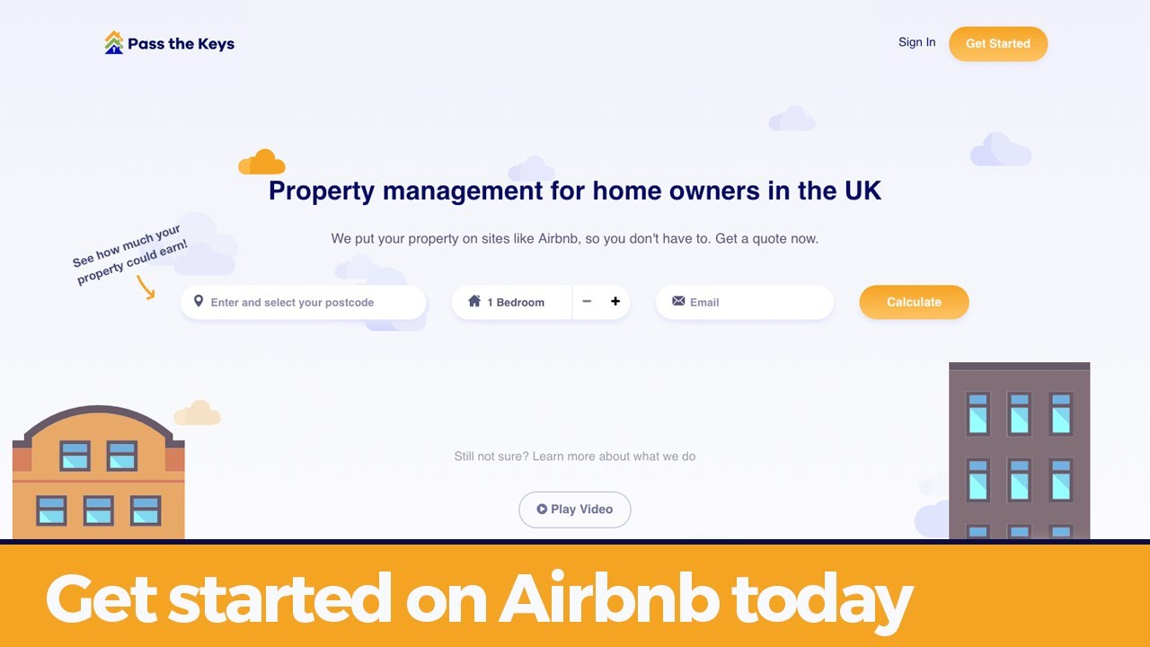 About Us & Case Studies: Airbnb and Property Management in