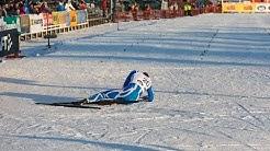 Hiihdon Suomen Cup sujui vesisateessa - onko jatkossa lunta ladulle?