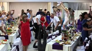гарлемшейк на свадьбе