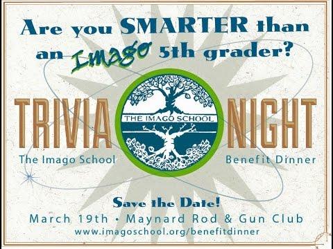 The Imago School Benefit Dinner 2016