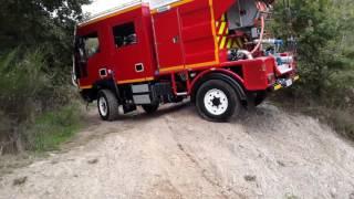 Véhicule Pompier   CCFL