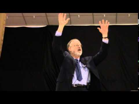Dr  Burton Folsom, PhD. ~ The Conservative Forum ~ 4-1-2014