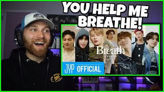"GOT7 ""Breath (넌 날 숨 쉬게 해)"" M/V REACTION! 