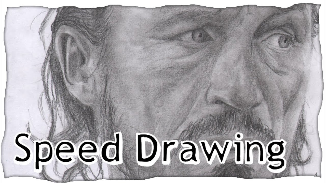 Bronn Speed Drawing Game of Thrones YouTube