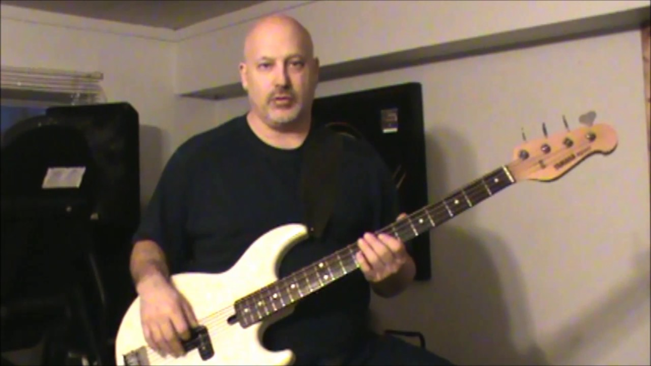 flirting with disaster molly hatchet bass cover song