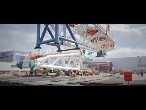 Bedrijfsfilm Hollandia Offshore