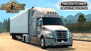 Euro Truck Simulator 2 FREIGHTLINER CASCADIA 2018