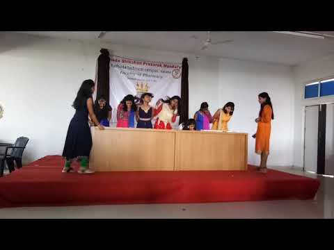 Freshers party games 2017 at yashoda college of pharmacy sat