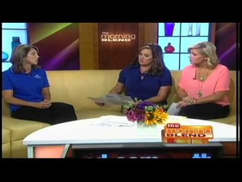 "WTMJ-TV (NBC) ""The Morning Blend""  Milwaukee, WI 9:39am 9.2.15"