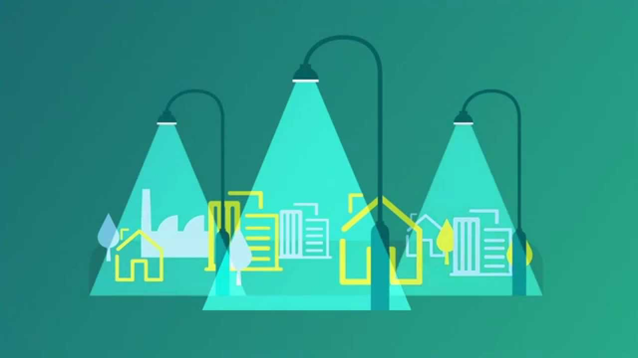 Smart City Led Revolution Explainer Video For Philips