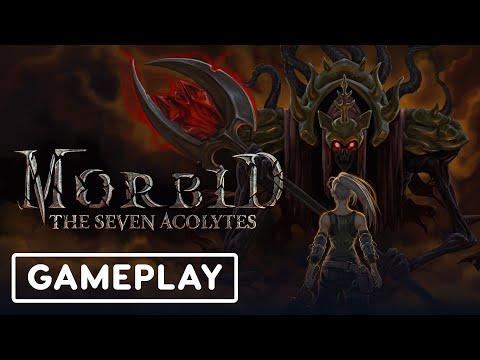 Morbid: The Seven Acolytes - Official Trailer   gamescom 2020