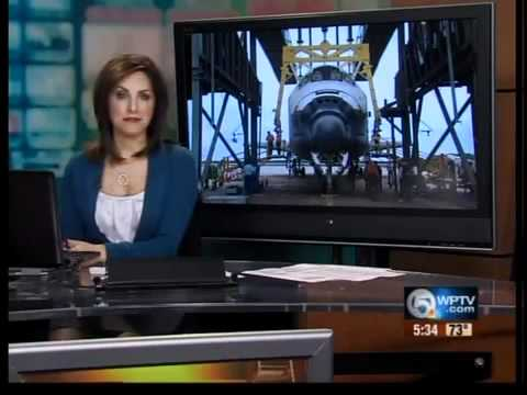 Shuttle Discovery's final trip