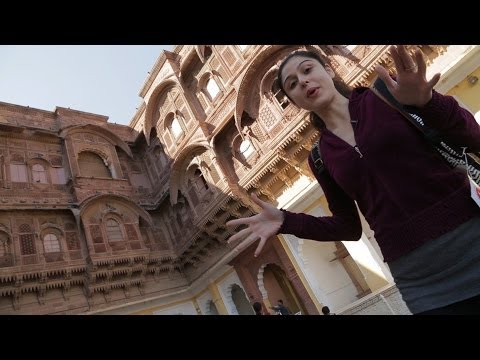 Travel India|| Jodhpur|| Mehrangarh Fort