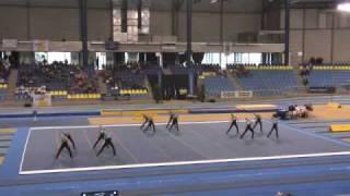 EM 08 Q women 081024 GER 13 flo(EM 2008 TeamGym., 2008-11-25T00:07:26.000Z)