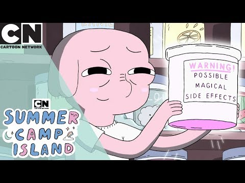 Summer Camp Island | Magical Powers From Ice Cream | Cartoon Network UK