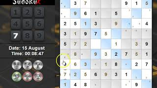 Game Daily Sudoku X