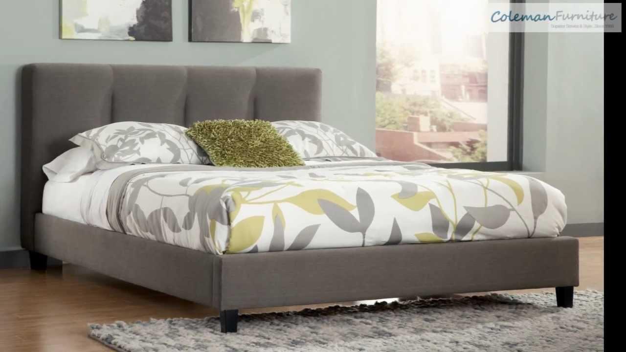masterton bedroom furniture from signature designashley - youtube