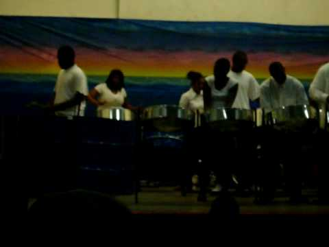 Samuel J. Tilden High - They Gonna Talk by Beres Hammond C.A.S.Y.M. Youth Explosion 2009