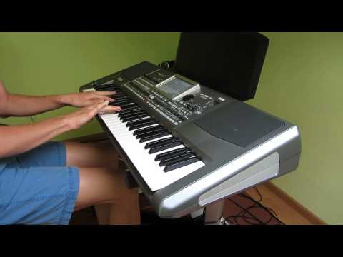 Maksim Mrvica - Kolibre cover (keyboard)