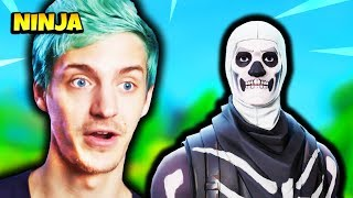 NINJA SAYS SKULL TROOPER SKIN IS COMING BACK | Fortnite Daily Funny Moments Ep.177