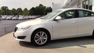 2015 Buick Regal - Used Car For Sale - Akron, Ohio