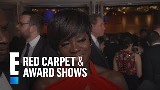 "Viola Davis: ""I Felt Like A Princess"" At 2017 Oscars 