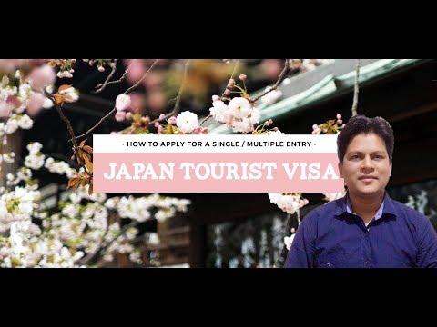Japan Visitor Visa