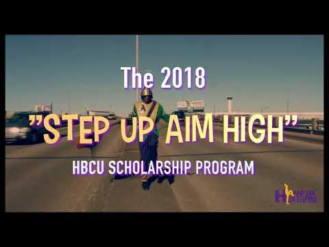 Hamp Launches 2018 'Step Up Aim High' Scholarship Program