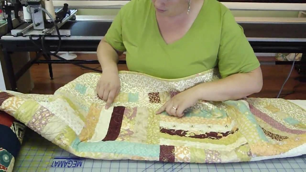 Jelly roll week sarah shows ideas with a fence rail youtube baditri Images