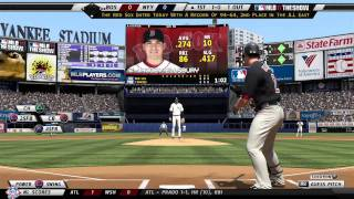 MLB® 11 The Show™ Yankees vs. Red Sox Gameplay video