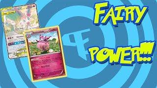 PTCGO Expanded Gardevoir Fairy Box Deck & Battles!!