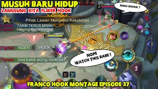 FRANCO HOOK MONTAGE EPS. 37 | NO MERCY HOOK :)