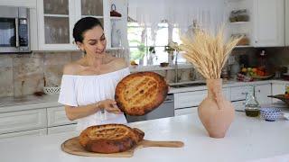Матнакаш Хлеб на Закваске Рецепт от Эгине Heghineh Cooking Show in Russian