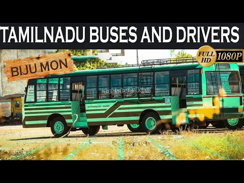 TamilNadu buses and drivers