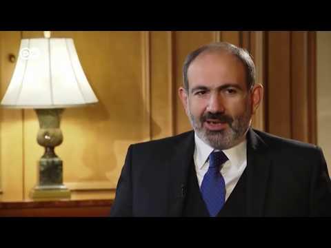 Пашинян про Карабах,