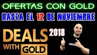 Ofertas con Gold Validas hasta el 12 de Noviembre, Deals with gold valid until November´s 12