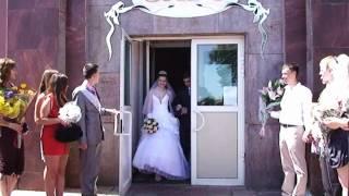 Регистрация в загсе - свадьба в орле