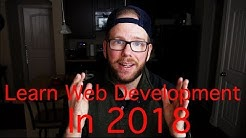 Skills You Need to be a WEB DEVELOPER in 2018