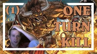 Hearthstone: The ONE TURN KILL Worgen (Warrior Constructed #1) thumbnail